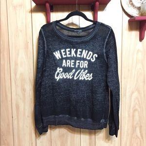 Sweaters - M Lightweight sweatshirt